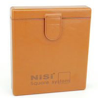 Nisi Square Leather Box (150x150mm)