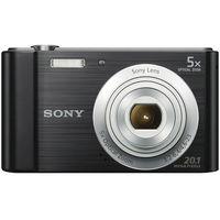 Sony Cybershot DSC-W800, silver