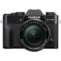 Fujifilm X-T10 (18-55mm) Mirrorless Camera