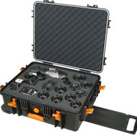 Vanguard Supreme 53F Hard Case with Foam