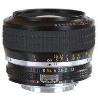 Nikon 50mm F1.2 NIKKOR AIS Lens