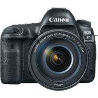 Canon EOS 5D Mark IV (EF 24-70mm IS USM) DSLR Kit