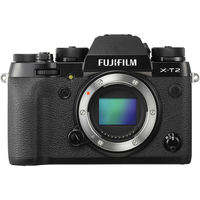 Fujifilm X-T2 (Body) Mirrorless Camera