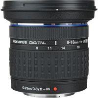 Olympus M. Zuiko 9-18mm f4.0-5.6 Lens