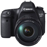 Canon EOS 6D (24-105mm) DSLR Kit