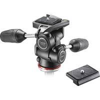 Manfrotto RC2 3 Way Head with Retractable Levers