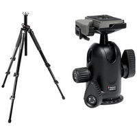 Manfrotto Tripod 055XPROB with Head 498RC2