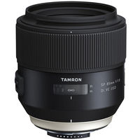 Tamron F016 SP 85mm f/1.8 Di VC USD Lens for Sony