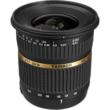 Tamron B001 SP AF 10-24mm F/3.5-4.5 Di II LD Aspherical (IF) Lens for Sony
