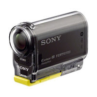 Sony HDR-AS30V,  black