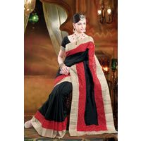 Designer Tussar Weaved Saree