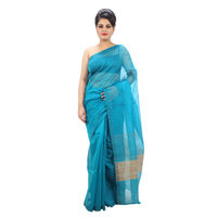 Milchak Saree, blue
