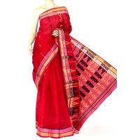 Rani Bengali Tant Saree