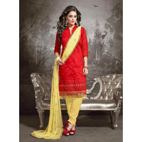 Yellow Designer Salwar Suit