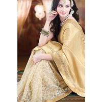 Designer Tussar Weaved Saree