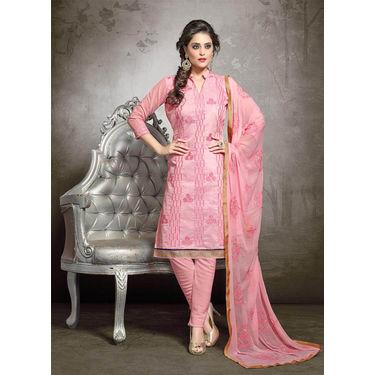 Pink Designer Salwar Suit
