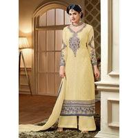 Plazzo Style Salwar Suit