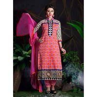 Pink Salwar Suits