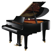 Ritmuller, Grand Piano, R-Series, Premium Line R8, (with Bench) -Black