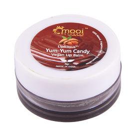 Lipicious TM Yum-Yum Candy Vegan Lip Balm, 5g