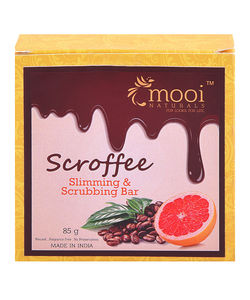 Scroffee - Slimming & Scrubbing Bar, 85g