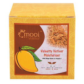Velvetty Vetiver Moisturizer, 30g