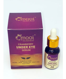 Cranberry Under Eye Serum, 12ml