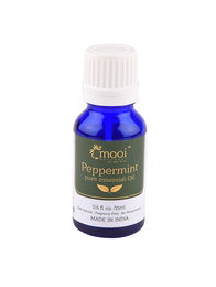 Pure Peppermint Essential Oil– Refreshes & Uplifts, 15ml
