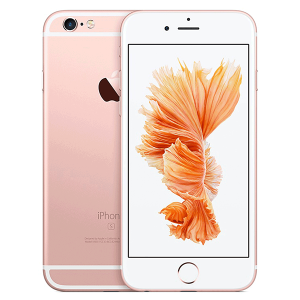 Apple iPhone 6S Plus, 128 gb,  rose gold