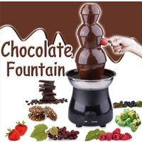 THE URBAN KITCHEN Commercial Chocolate Fountain Chocolate Fondue Machine