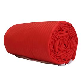 Ribbon red color double sized dohar