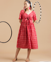 Olio Apple Knot Dress