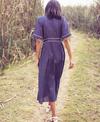 Anomaly Wrap Dress