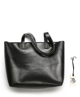Grain Welsh Tote, black