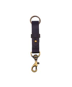 Cord Keychain, black