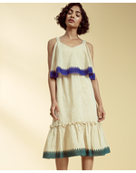 Iyla Vani Dress, beige, s