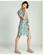 Jodi Fern Shirt Dress, blue, s