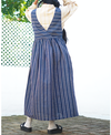 Twofold Stormy Apron Dress