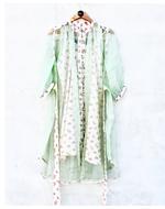 Itr Sea Foam Shirt, green, s