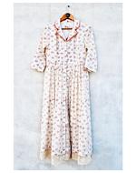 Itr Vintage Dress, white, s