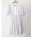 TPP Polka Panelled Dress