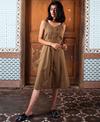 TRC Khaki Day Dress