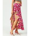 Jodi Anar Ruffled Skirt