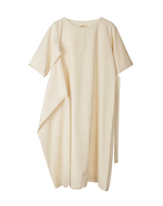Deform Belt It Dress, white, s
