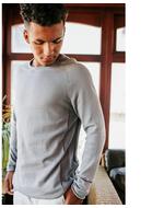 No Nasties Hopkins Sweater, grey, s