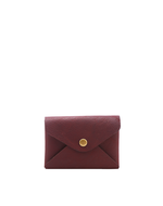Cord Card Case, red
