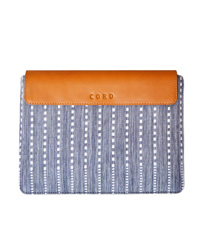 Cord Ipad Sleeve, grey