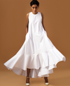 Bennch White Maxi Dress