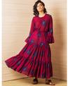 Jodi Anemone Tiered Dress