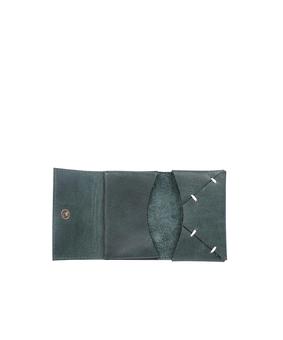 Brandless Card Holder, green